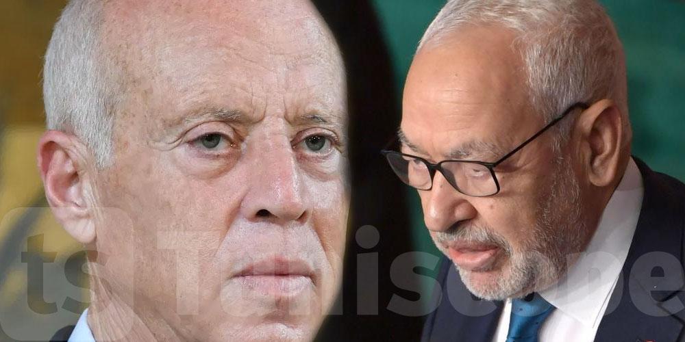 موسي: النهضة تسعى للإطاحة برئيس الجمهورية لتعويضه بالغنوشي