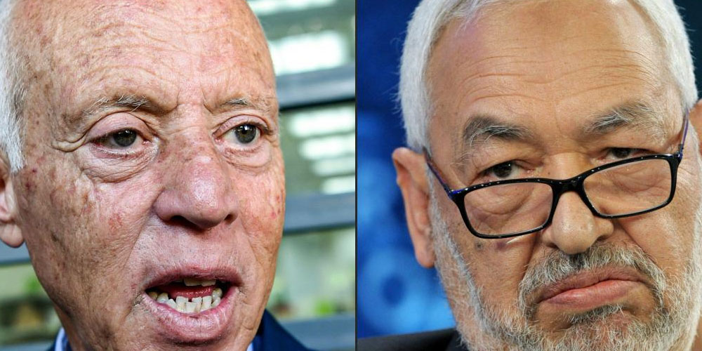 Encore une fois, Ghannouchi s'adresse à la presse étrangère