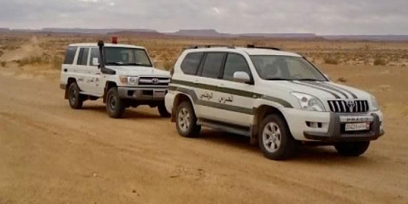 Saisie de marchandises de contrebande d'une valeur de 67 mille dinars à Sidi Bouzid