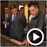 En vidéo : Discussion musicale de haut niveau entre Mehdi Jomaa et Mourad Sakli