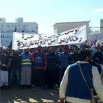 600 salafistes en manifestation à Sousse pour l'application de la Shariaa