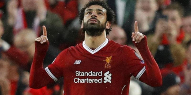 اختيار المصري محمد صلاح أفضل لاعب في ذهاب نصف نهائي دوري أبطال أوروبا
