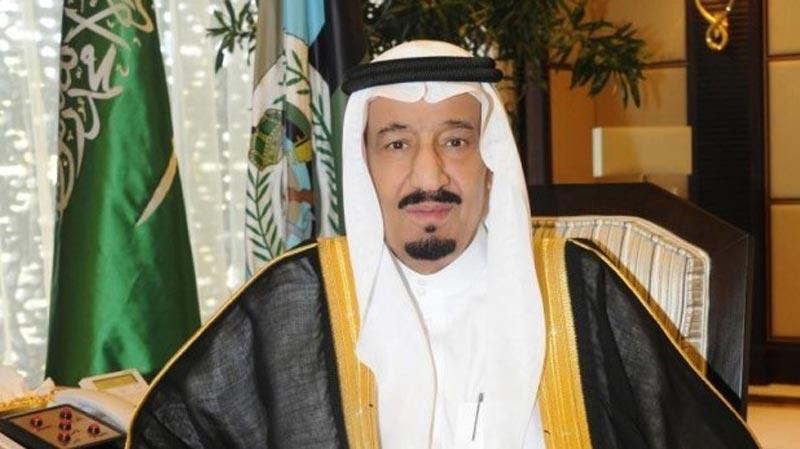 الملك سلمان يستقبل الأمين العام للأمم المتحدة