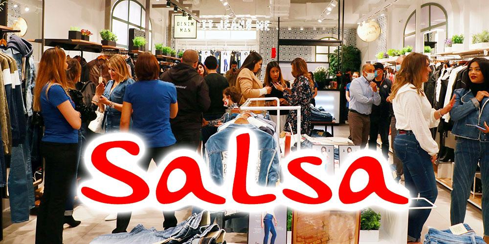 En vidéo : Découvrez la première boutique Salsa au Tunisia Mall 1