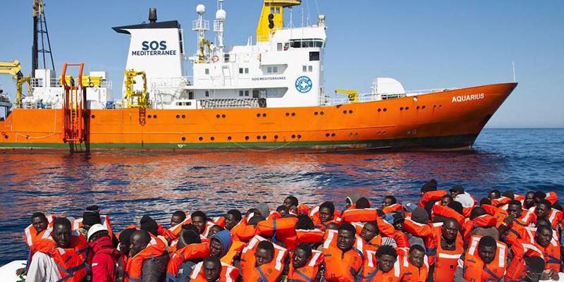 En Italie, une amende de 3500 à 5500 euros pour chaque vie sauvée