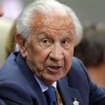 Décès de l'ancien Président du CIO Juan Antonio Samaranch