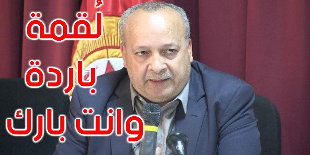 سامي الطاهري: لولا عرق العمال وجهد الموظف لما وصلتك شهريتك في البرلمان