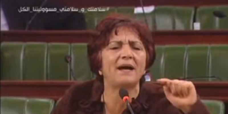 Samia Abbou : On veut profiter de la crise pour monopoliser le pouvoir