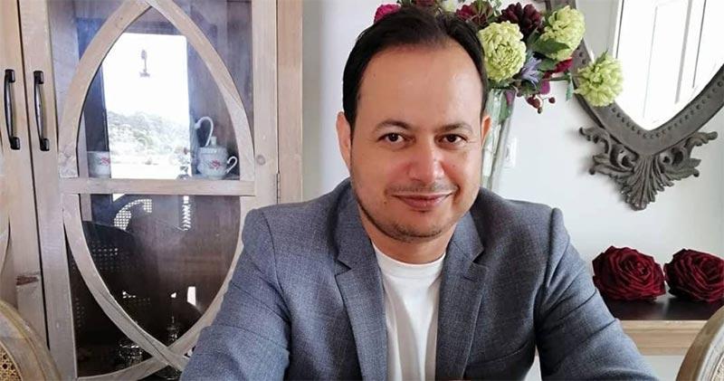 بالصور: سمير الوافي ينشر كواليس برنامج ''الرئيس''
