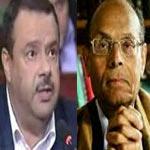 Samir Bettaieb clash Moncef Marzouki