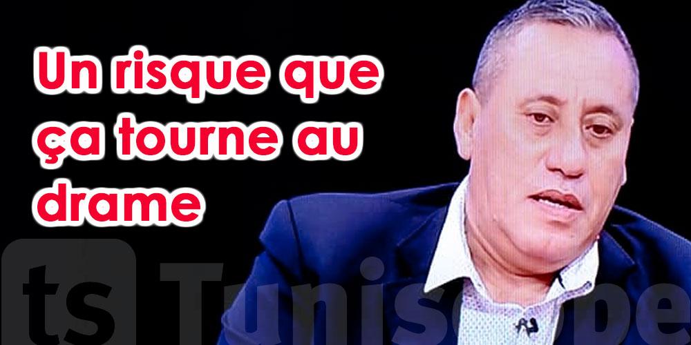 Samir Abdelmoumen dénonce le danger du confinement à domicile