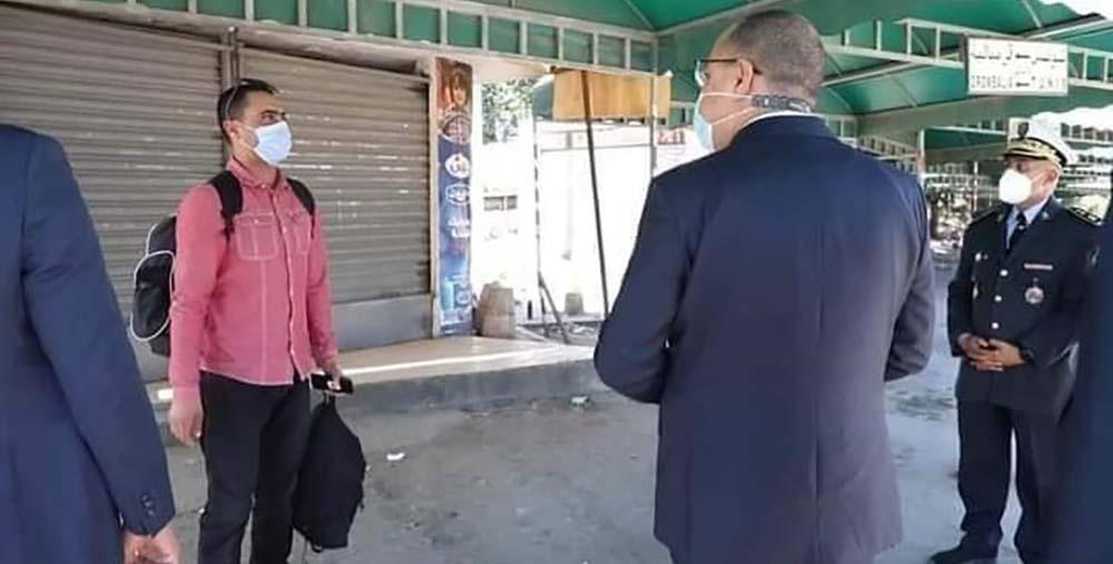 Photo du jour :Samir Elwafi identifie le citoyen le plus chanceux de Tunisie