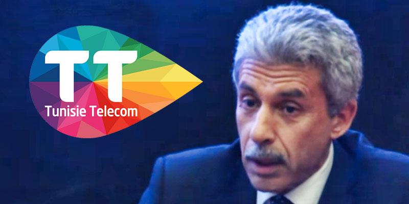 Samir Saied dirigera Tunisie Telecom à partir du 4 mai prochain