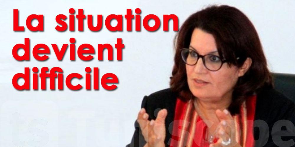 Après avoir présenté sa démission, Samira Merai se rétracte