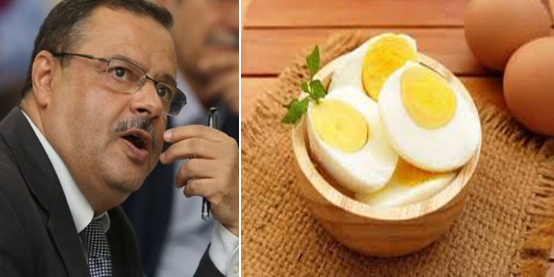Samir Taïeb dément l'augmentation du prix des œufs