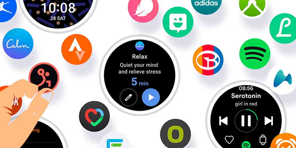 MWC 2021 : Samsung présente la nouvelle expérience Watch en levant un coin du voile sur l'interface One UI Watch