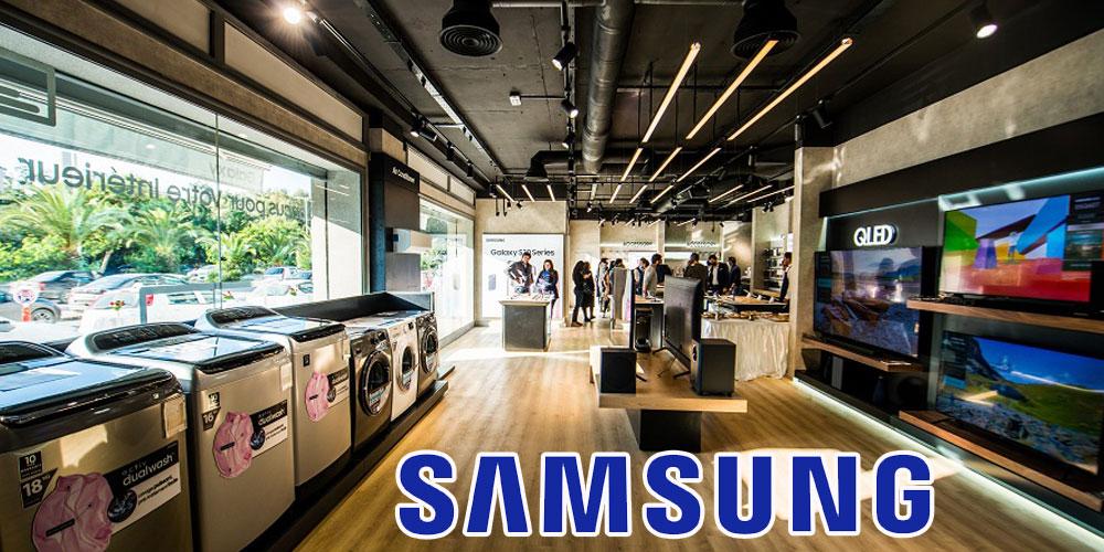Le Samsung Brand Shop Centre Urbain Nord vend dorénavant des produits électroménagers