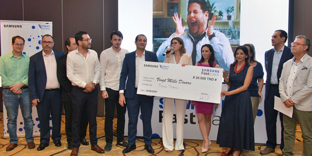 Samsung FastTrack : Une 4ème édition sous le signe de l'innovation sociale