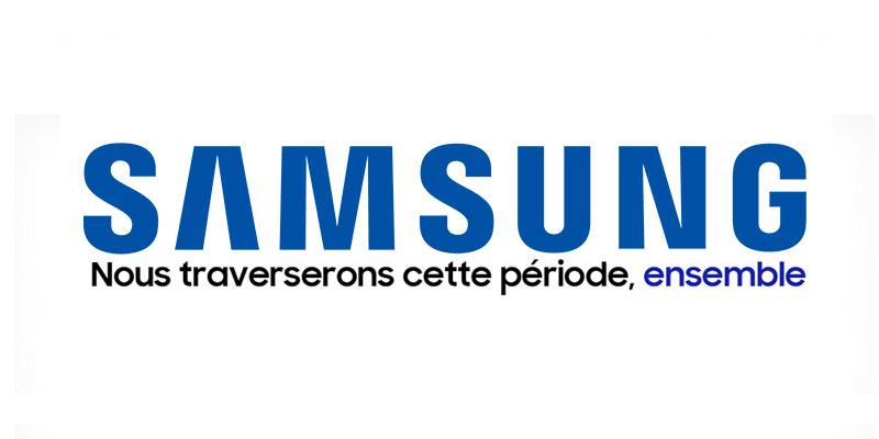 Covid-19 : Samsung Tunisie offre une série de dons à la Tunisie