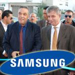 En photos : Ouverture d'un nouveau Samsung Experience Store à Sousse