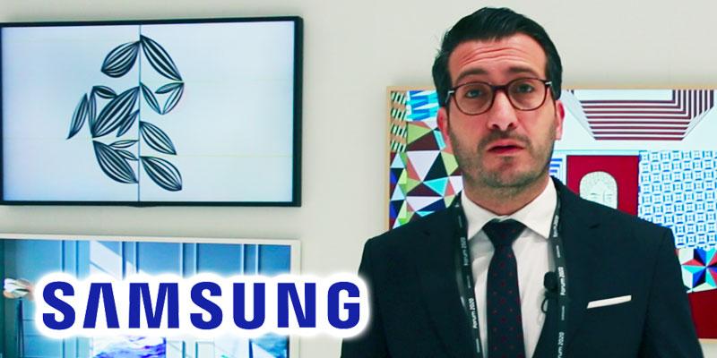 Exclusif : Les incroyables nouveautés Samsung dévoilées au MENA Forum 2020