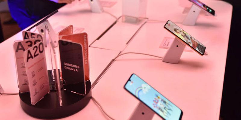 A la découverte de la nouvelle Série A de Samsung
