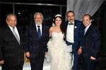 Mariage de Sana Kassous, au Caire