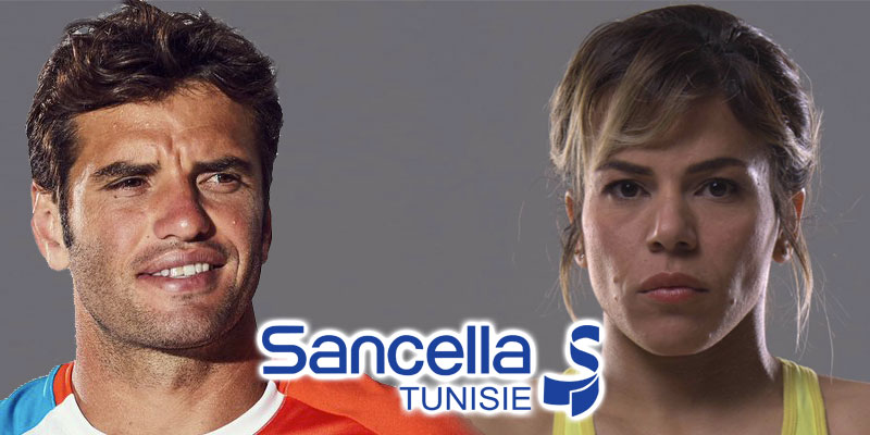 Sancella félicite Malek Jaziri et Raouaa Tlili élus meilleurs sportifs par la TAP