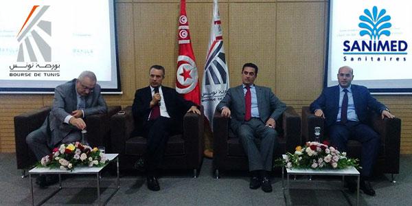 SANIMED démarre son introduction sur le Marché alternatif de la bourse de Tunis