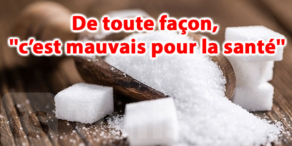 Hausse du prix du sucre, de toute façon ''c'est mauvais pour la santé''