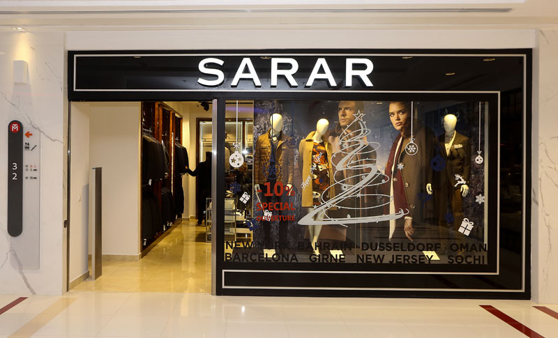En photos : Inauguration de la boutique de luxe SARAR au Tunisia Mall 2