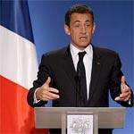 Sarkozy convoque ses ministres à propos de la Tunisie