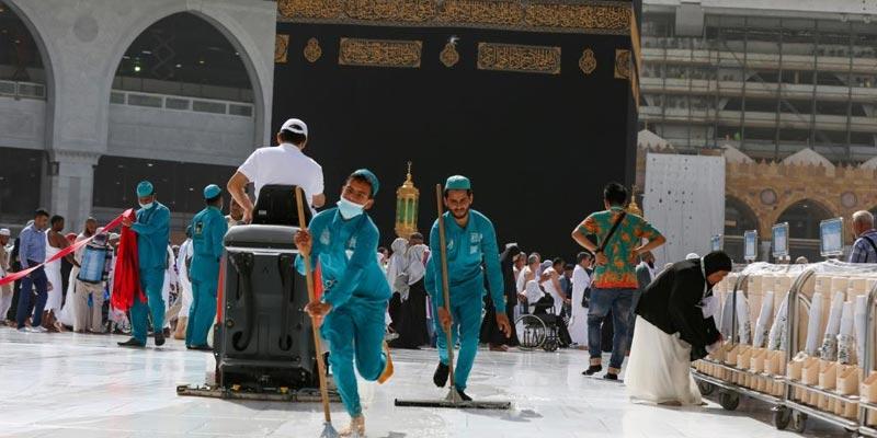 السعودية تعلن إصابة 21 مصريا بفيروس كورونا في مكة