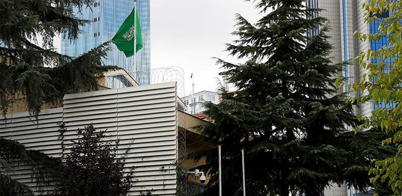 عرض لشراء مبنى القنصلية السعودية في اسطنبول ''مهما كان الثمن''