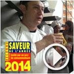 En vidéo - Le deuxième atelier de cuisine Saveurs de l'année 2014