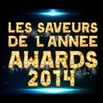 Soirée Les Saveurs de l'année Awards 2014