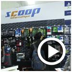 En Vidéo : Découvrez le meilleur du High Tech chez Scoop Informatique au Sib 2016