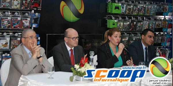 En vidéos : Avec Jeux Vidéo and Co, Scoop informatique voit l'essor du gaming en Tunisie