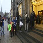 فتح مراكز الاقتراع في الاستفتاء حول استقلال اسكتلندا