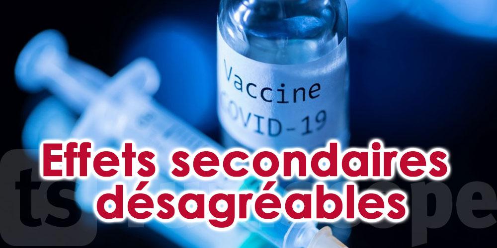 Quels sont les effets secondaires des vaccins de Moderna et Pfizer
