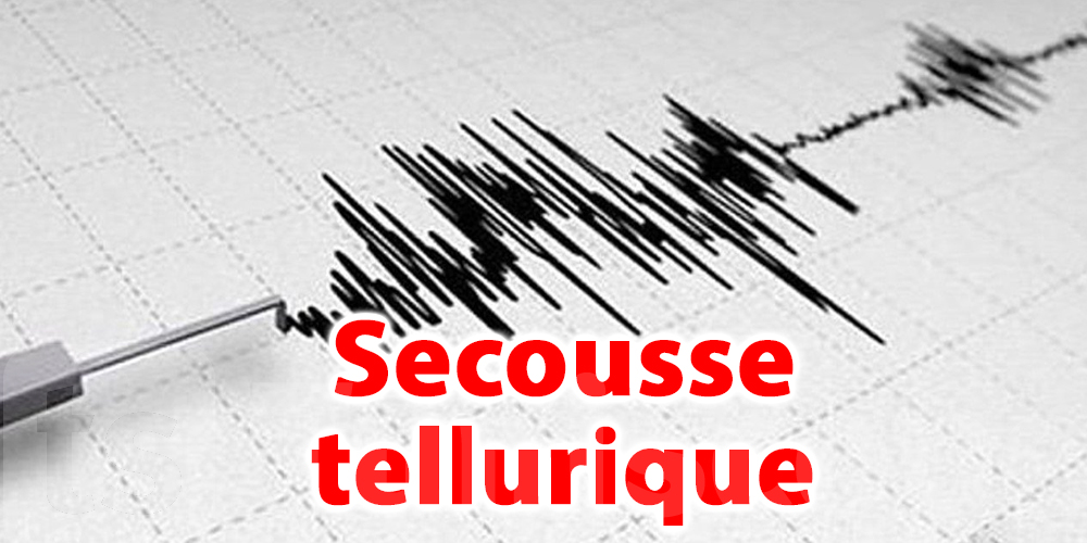 Secousse tellurique d'une magnitude de 3,15 degrés à Dar Chââbane El Fehri
