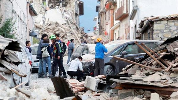 زلزال بقوة 6 درجات يضرب غرب إيران