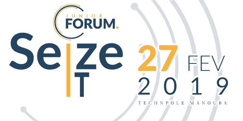 SEIZE-IT Junior Forum le mercredi 27 février à la Manouba.