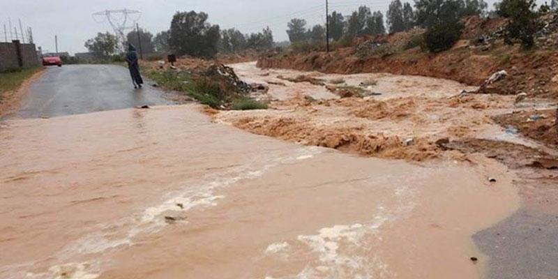 Vers la réparation des dégâts des inondations au Sers