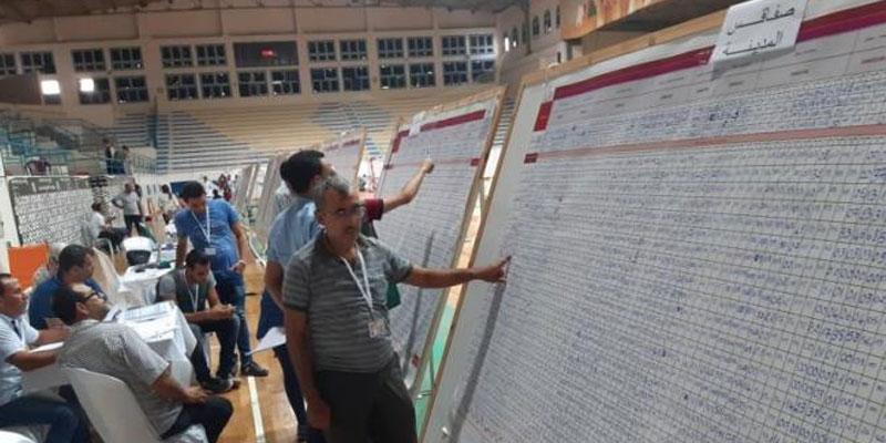 Présidentielle, résultats préliminaires à Sfax 2