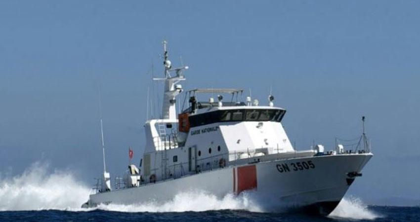 ضبط 21 مجتازا للحدود البحرية خلسة بسواحل جرجيس وبسواحل صفاقس