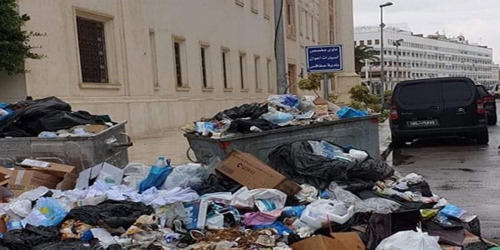 أزمة النفايات في صفاقس: هذا ما تم الاتفاق عليه إثر زيارة وزيرة البيئة للجهة