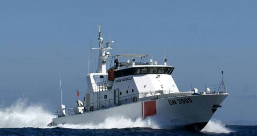 صفاقس :الحرس البحري يُنقذ مجتازين قبالة سواحل قرقنة