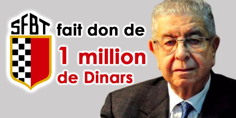 Le Groupe SFBT fait don de 1 million de Dinars pour la santé des Tunisiens