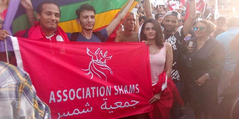 Shams conteste l'incarcération d'une transgenre dans une prison pour hommes